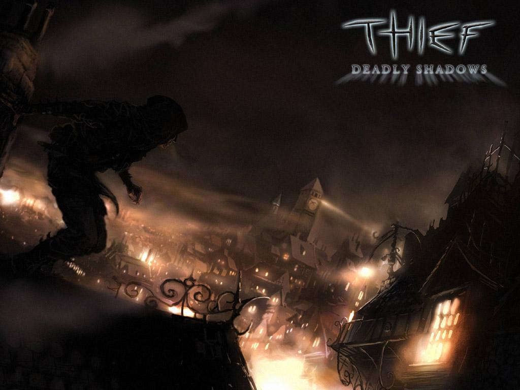 Games Wallpaper: Thief - Deadly Shadows