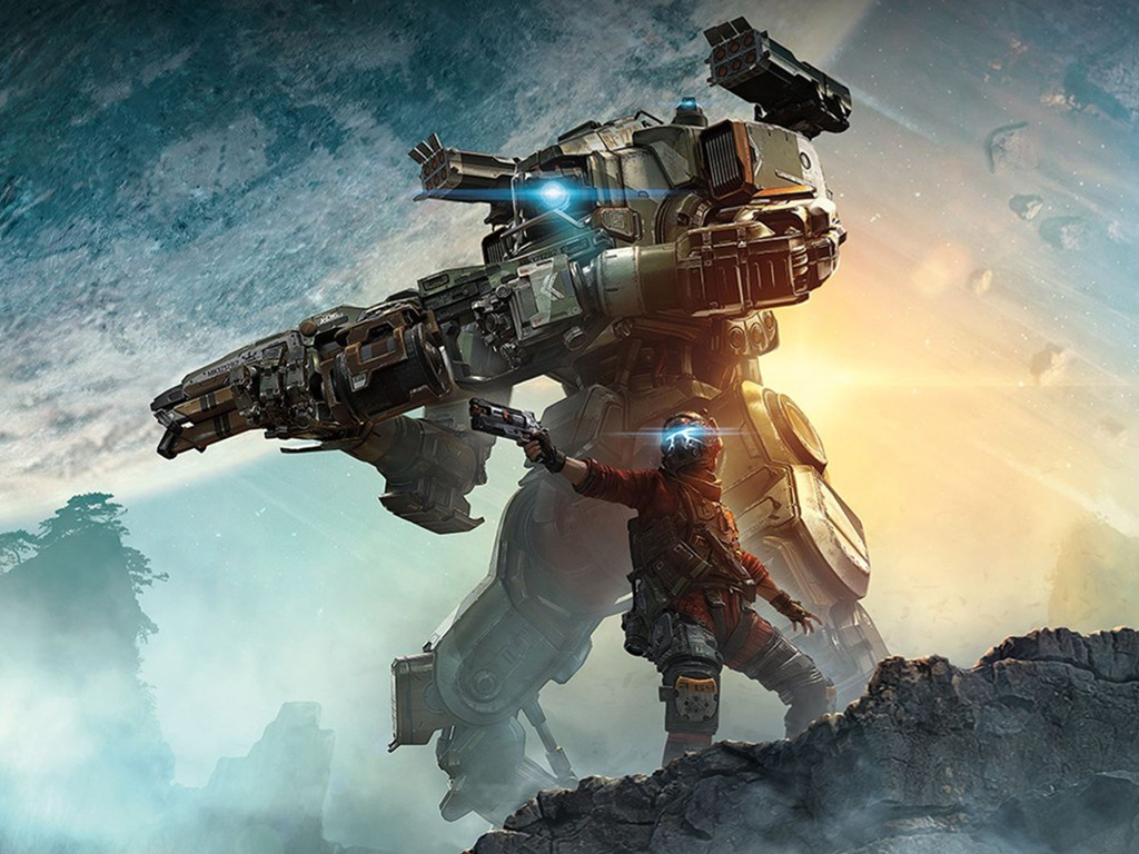 Games Wallpaper: Titanfall 2