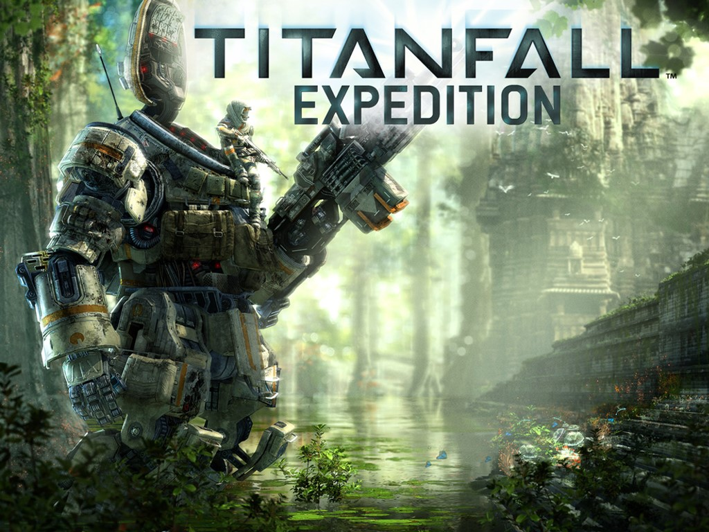 Games Wallpaper: Titanfall - Expedition