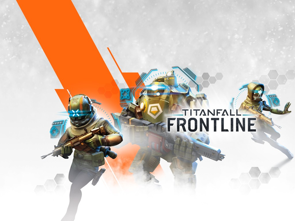 Games Wallpaper: Titanfall - Frontline