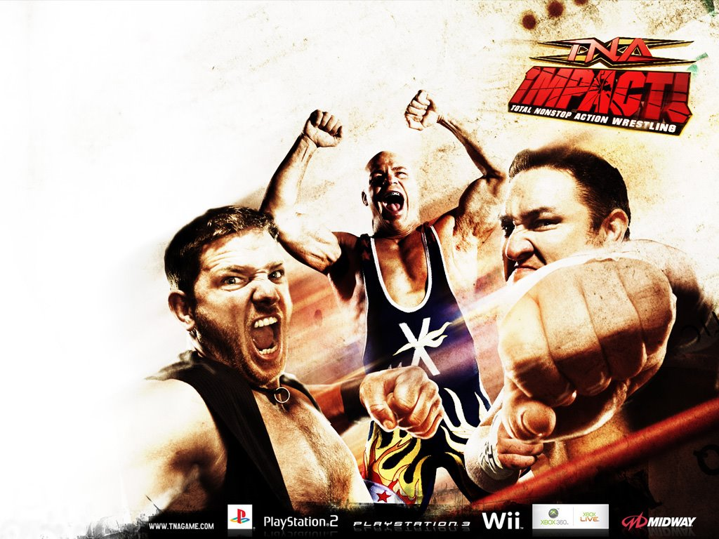Games Wallpaper: TNA Impact!