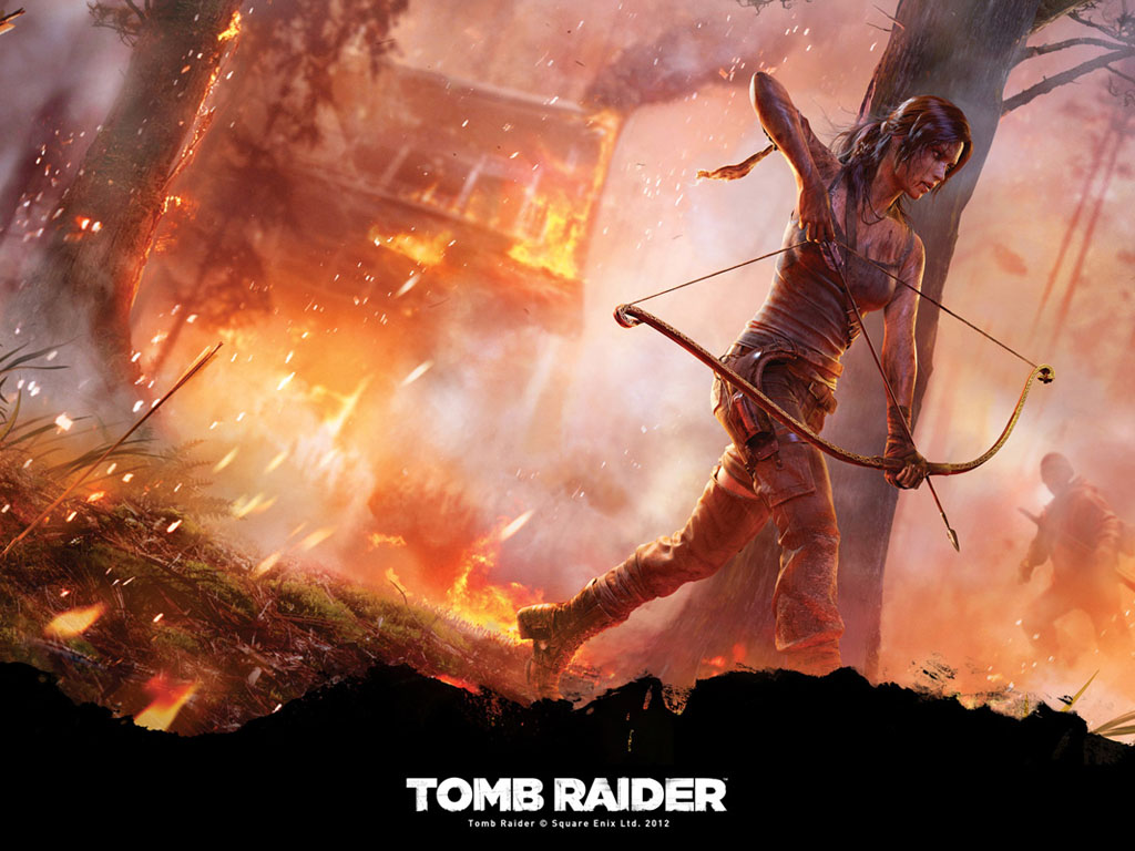 Games Wallpaper: Tomb Raider