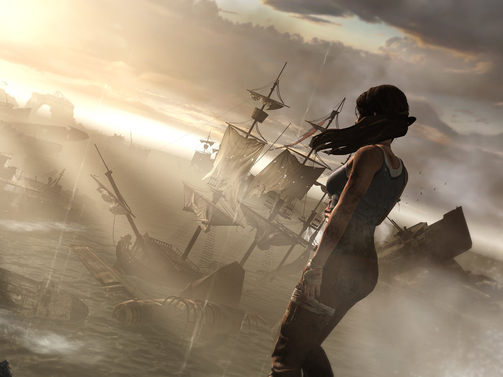 Games Wallpaper: Tomb Raider
