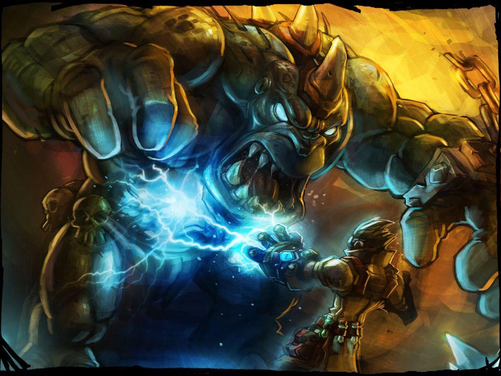Games Wallpaper: Torchlight
