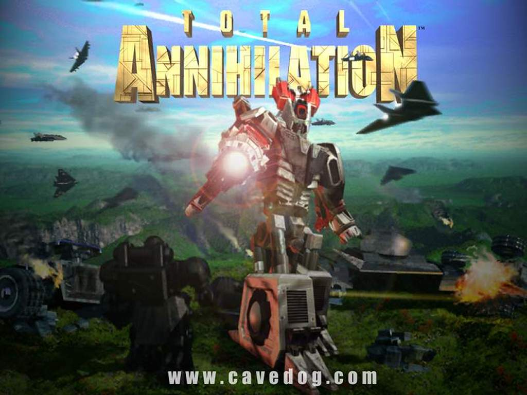 Games Wallpaper: Total Annihilation