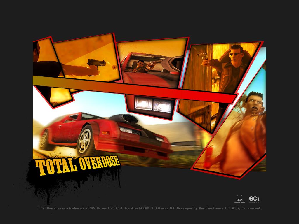 Games Wallpaper: Total Overdose