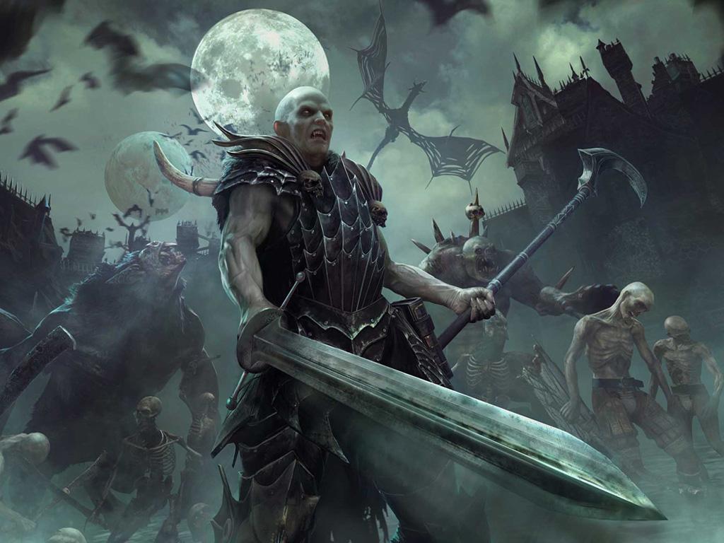 Games Wallpaper: Total War - Warhammer