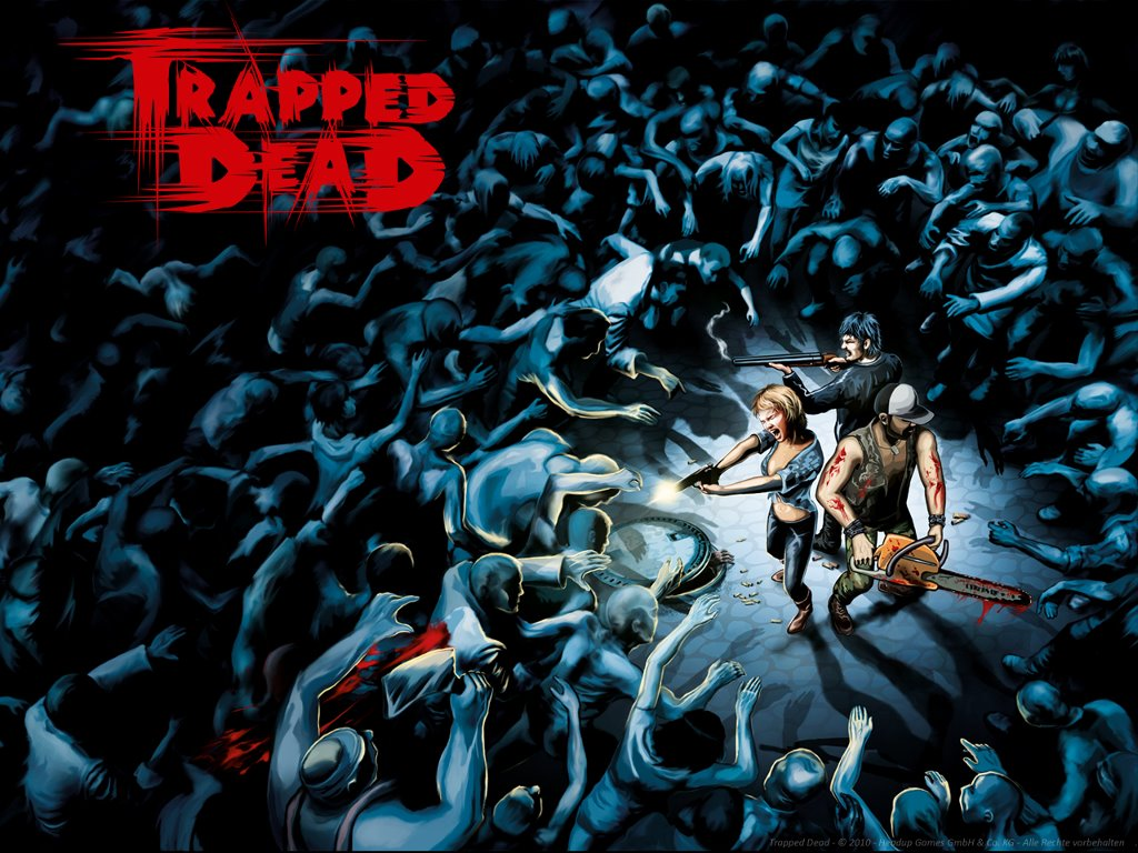 Games Wallpaper: Trapped Dead