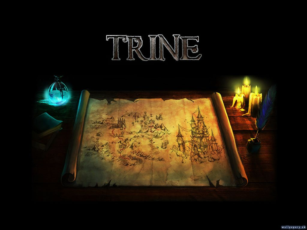 Games Wallpaper: Trine