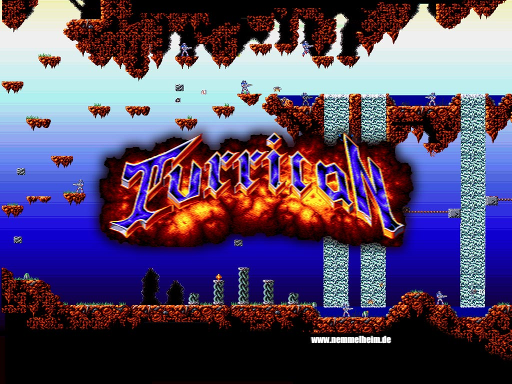 Games Wallpaper: Turrican