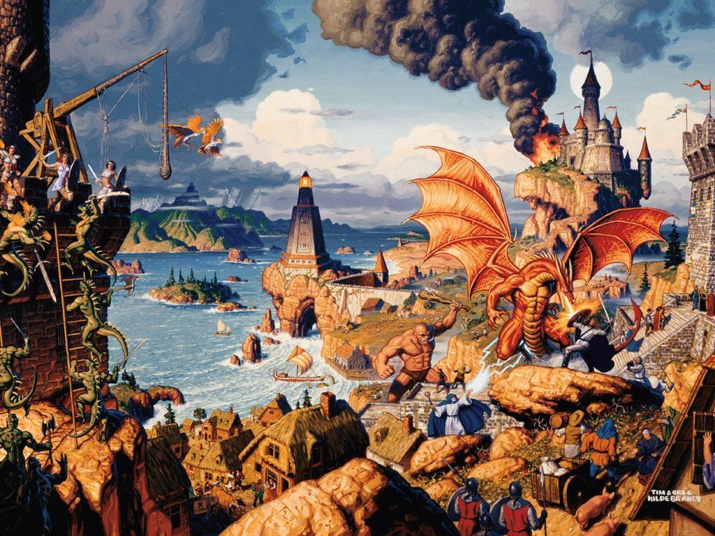 Games Wallpaper: Ultima Online