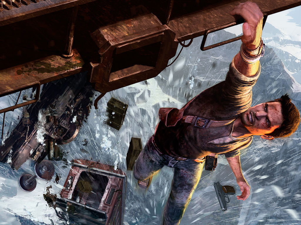 Games Wallpaper: Uncharted 2 - Among Thieves