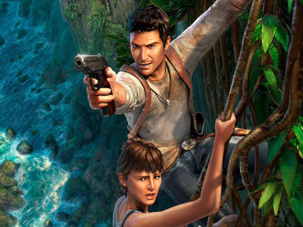 Games Wallpaper: Uncharted 2