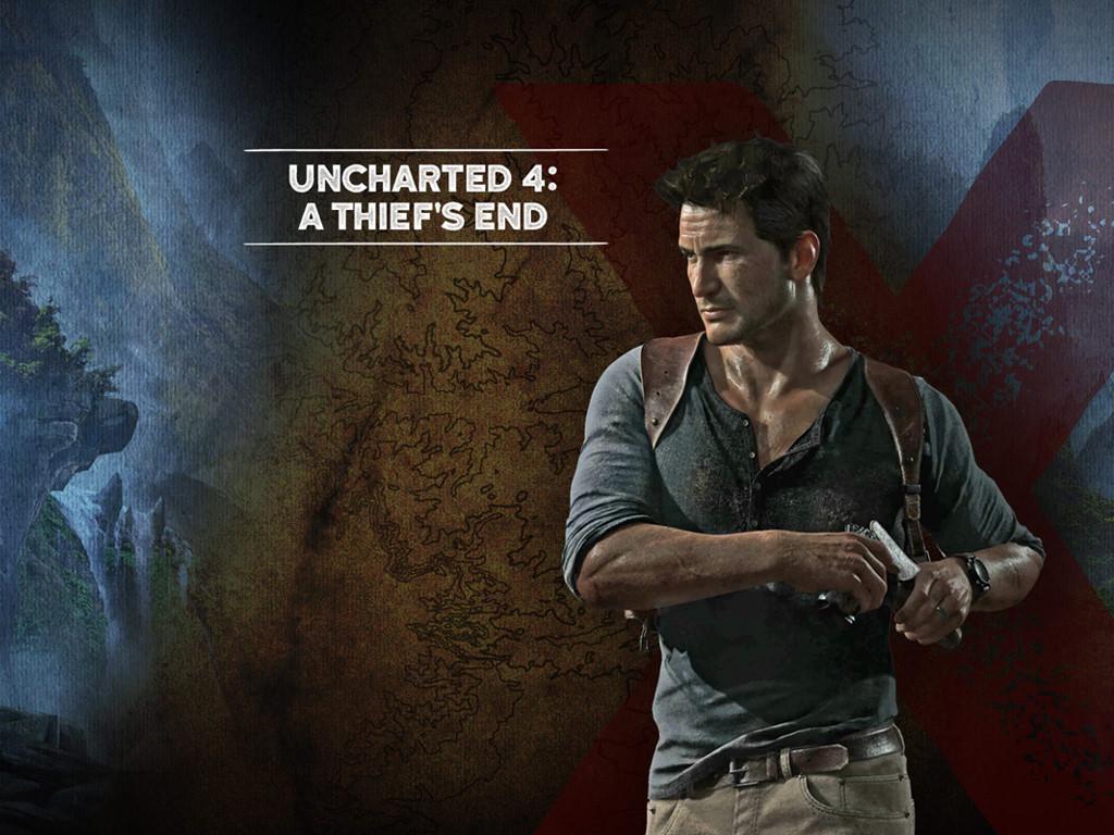 Games Wallpaper: Uncharted 4