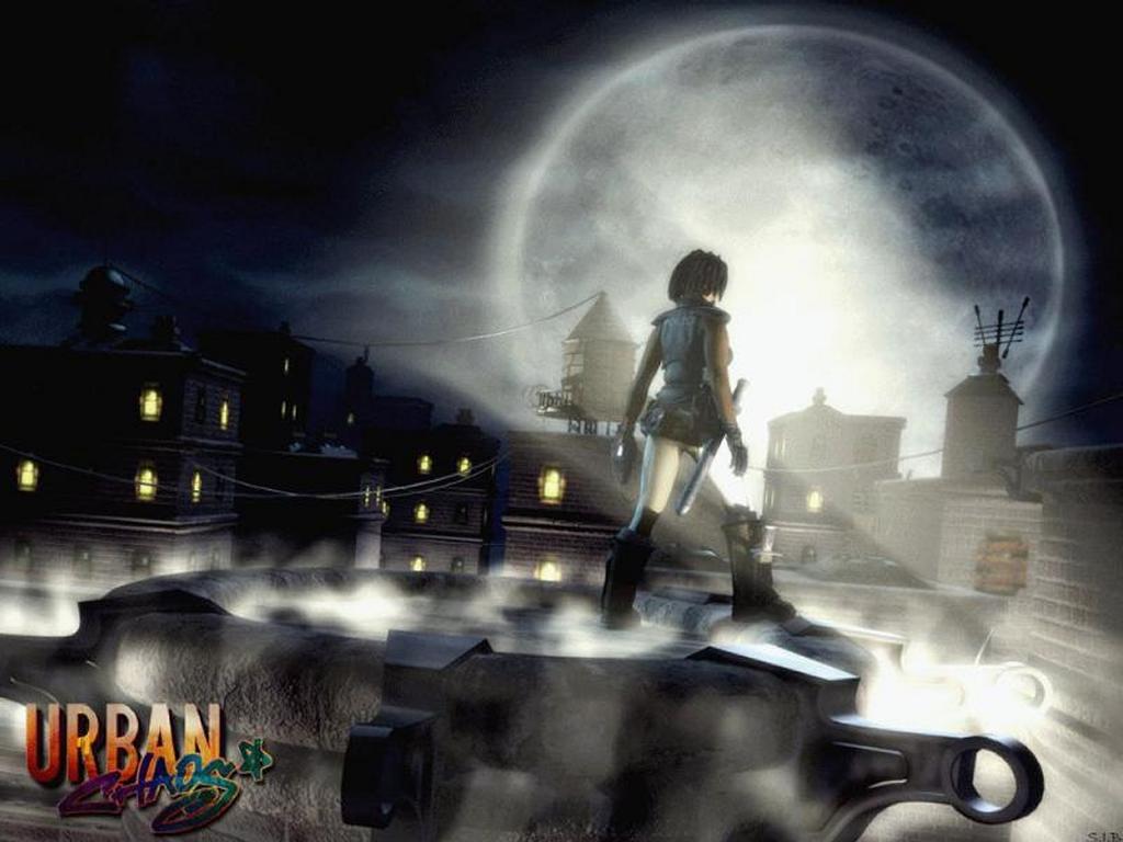 Games Wallpaper: Urban Chaos