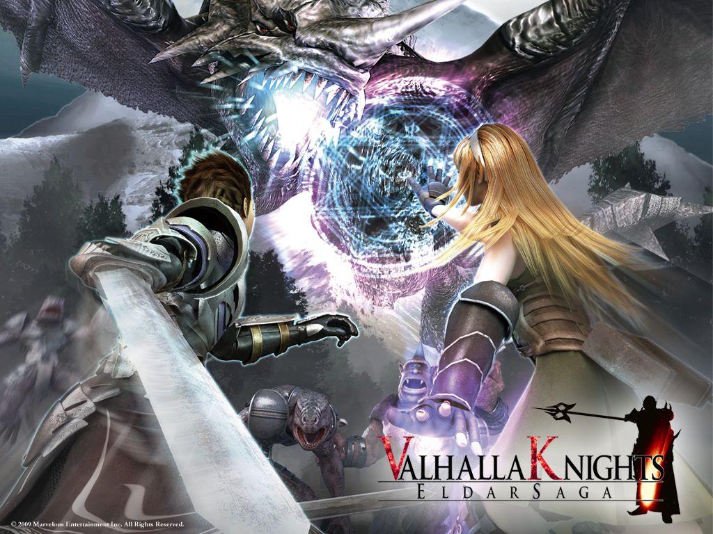 Games Wallpaper: Valhalla Knights