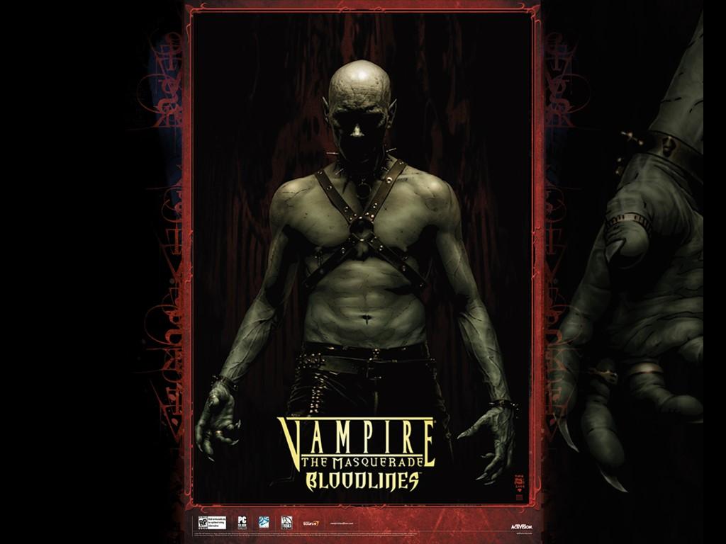 Games Wallpaper: Vampire - Bloodlines