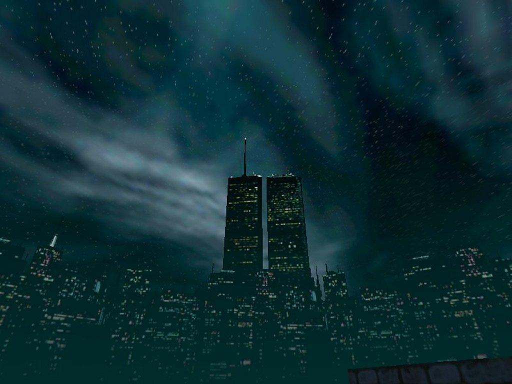 Games Wallpaper: Vampire - WTC