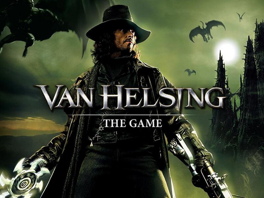 Games Wallpaper: Van Helsing - the Game