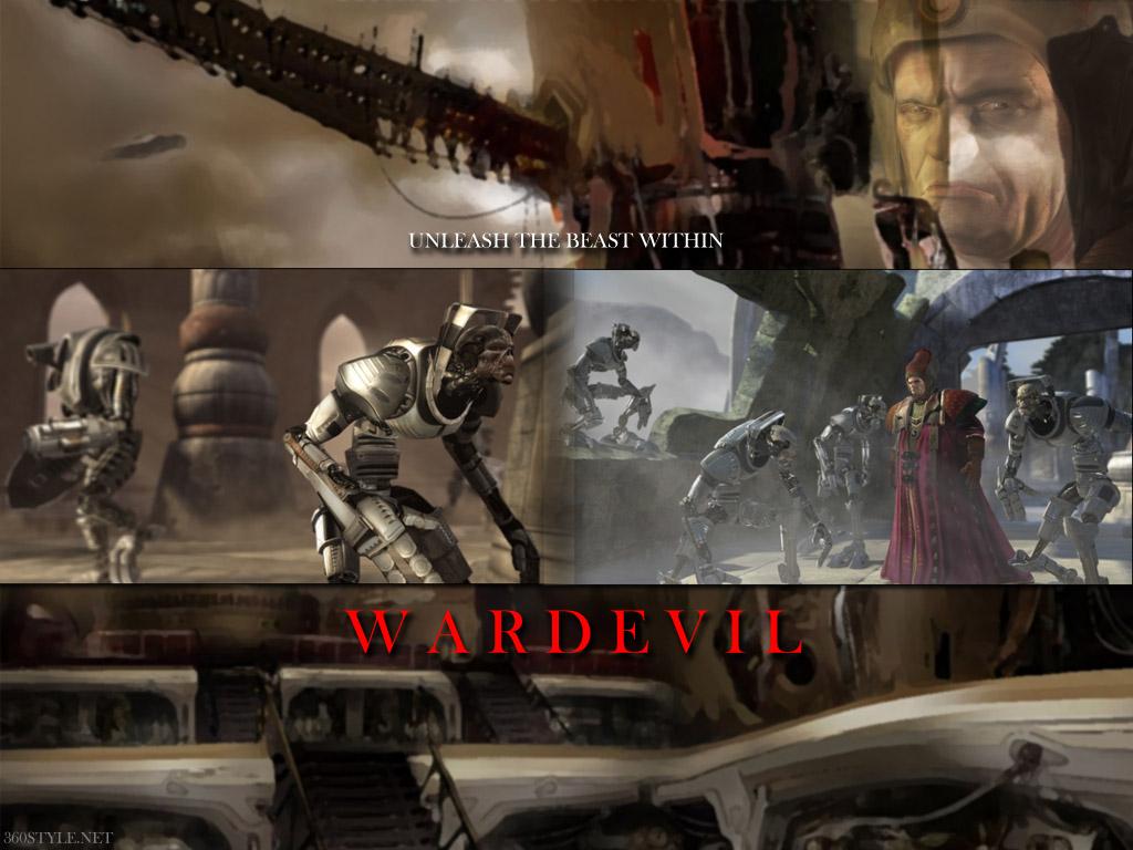 Games Wallpaper: War Devil - Xbox 360
