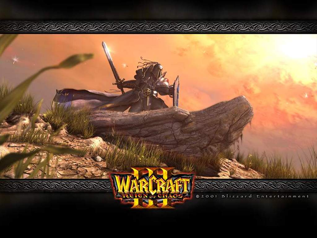 Games Wallpaper: Warcraft 3 Triumph