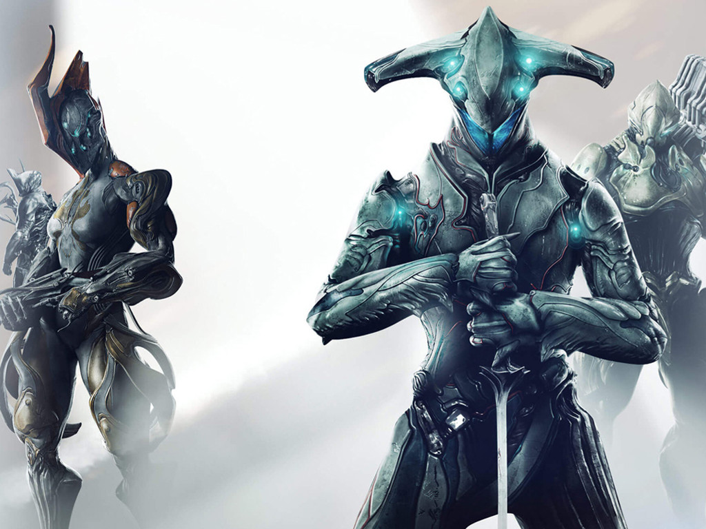 Games Wallpaper: Warframe