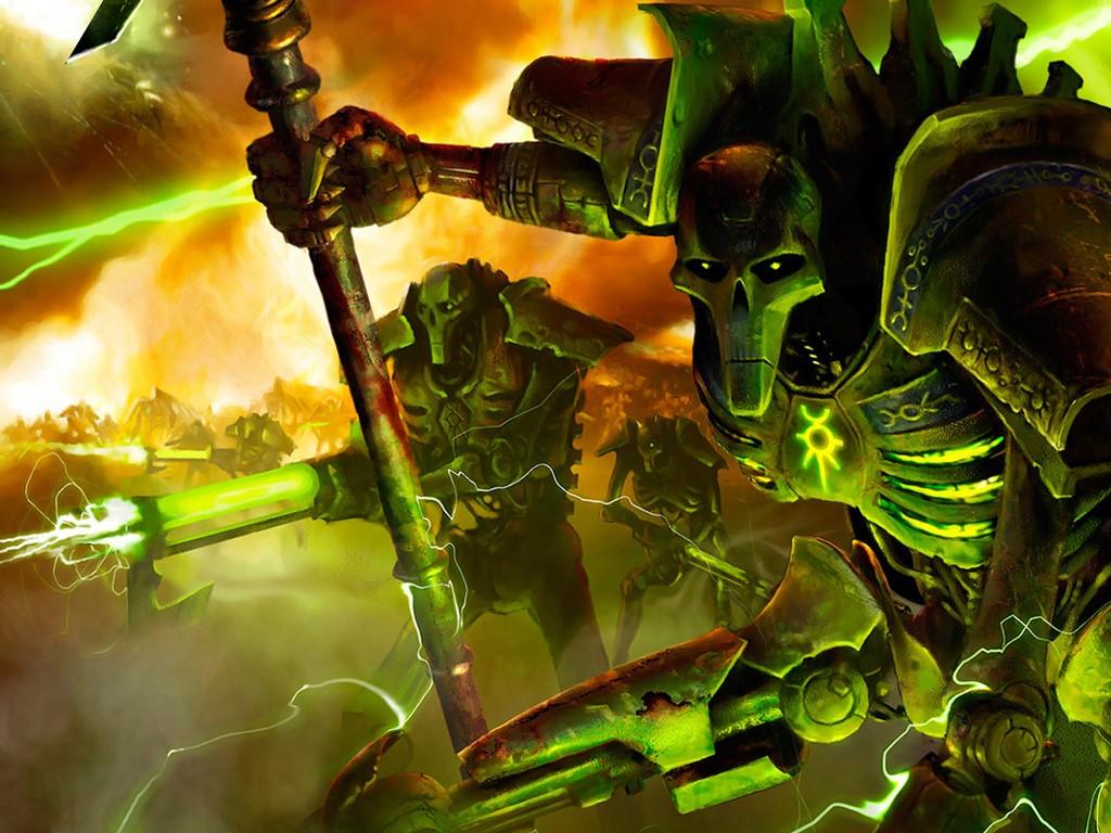 Games Wallpaper: Warhammer 40000 Dawn of War - Dark Crusade