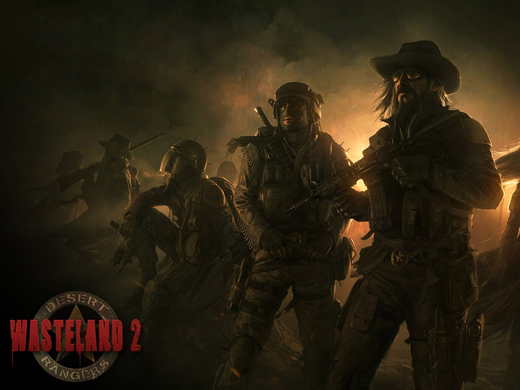 Games Wallpaper: Wasteland 2