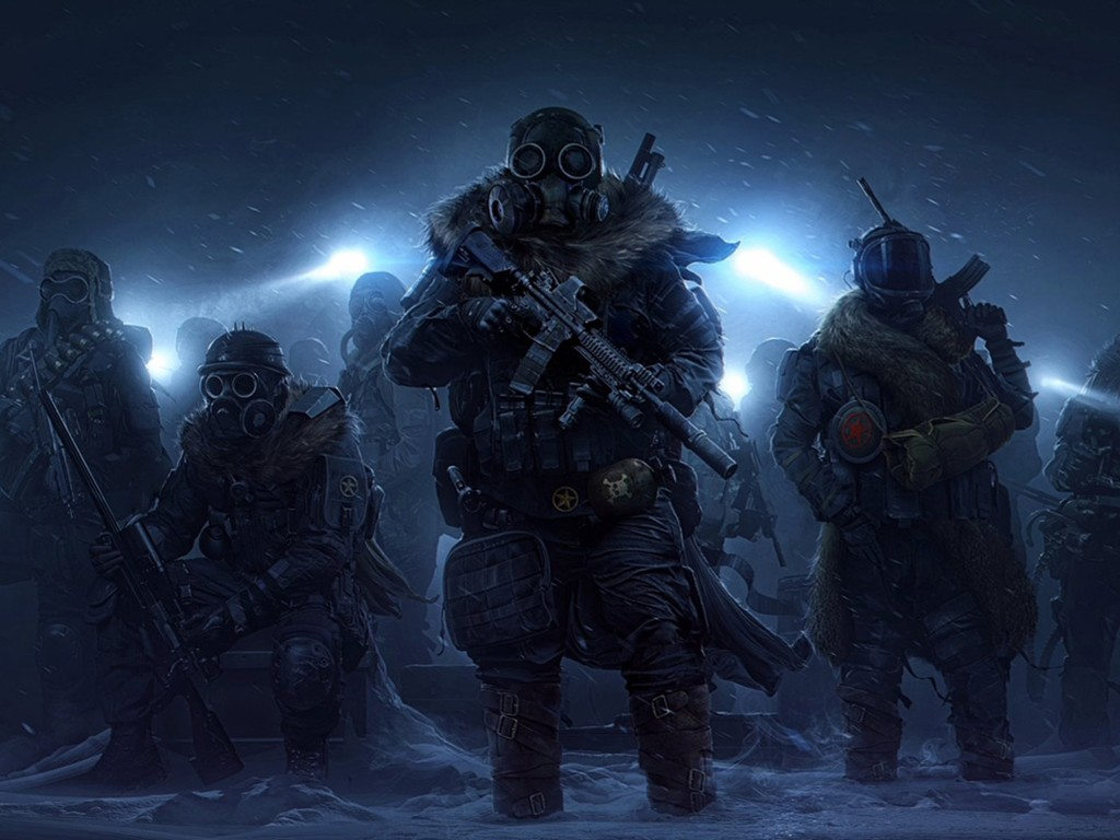 Games Wallpaper: Wasteland 3
