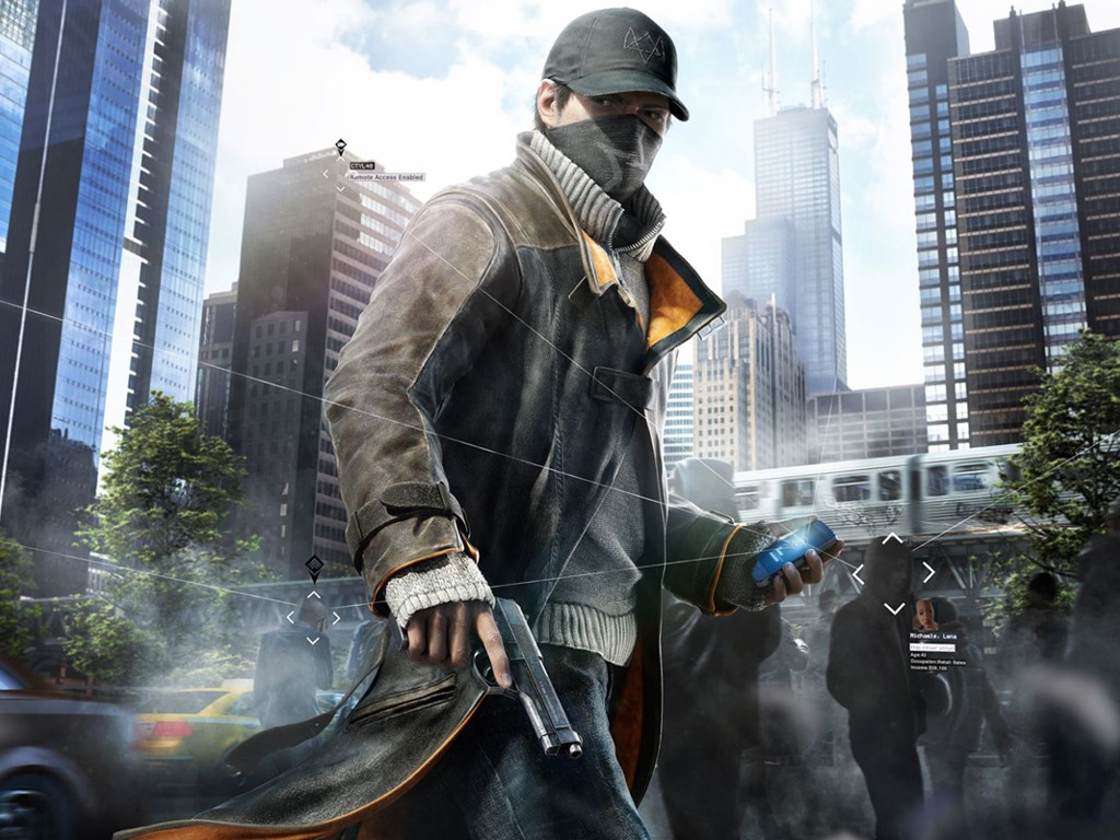 Games Wallpaper: Watch Dogs