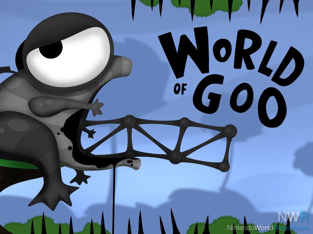 Games Wallpaper: World of Goo