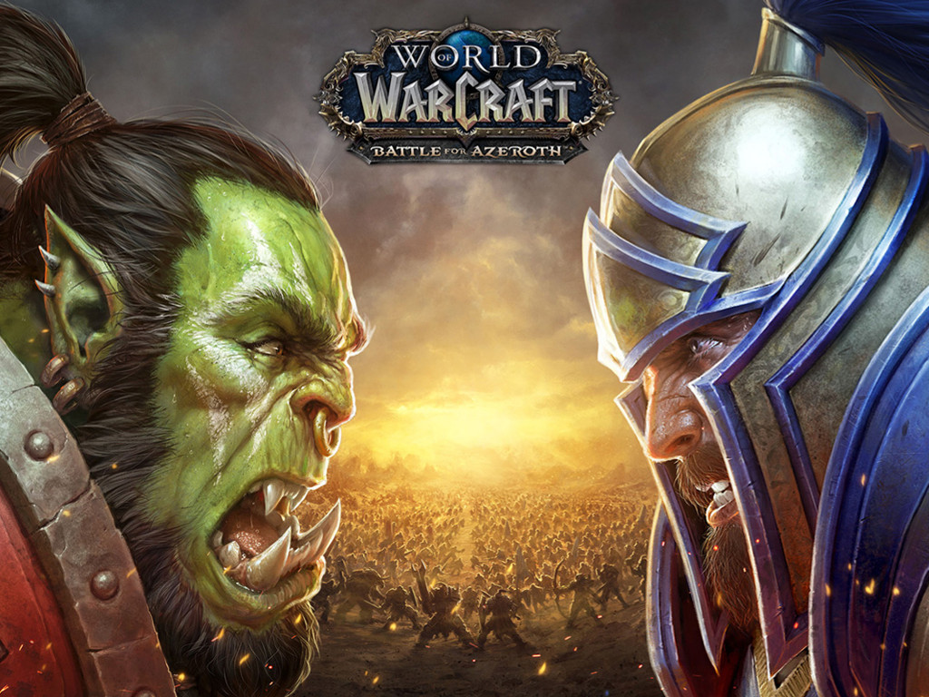 Papel de Parede Gratuito de Jogos : World of Warcraft - Battle for Azeroth