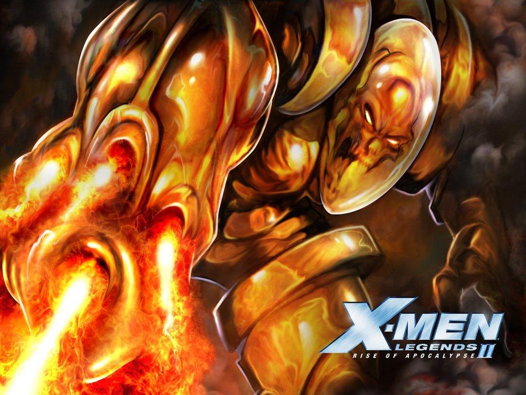 Games Wallpaper: X-Men Legends II