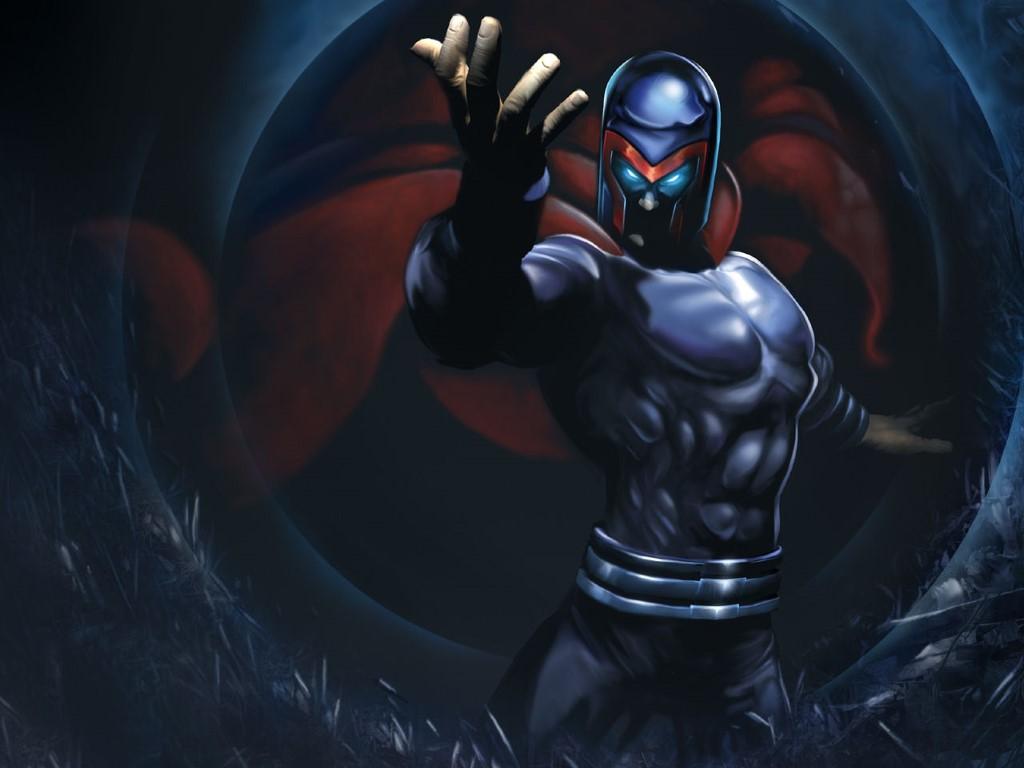 Games Wallpaper: X-Men Legends - Magneto