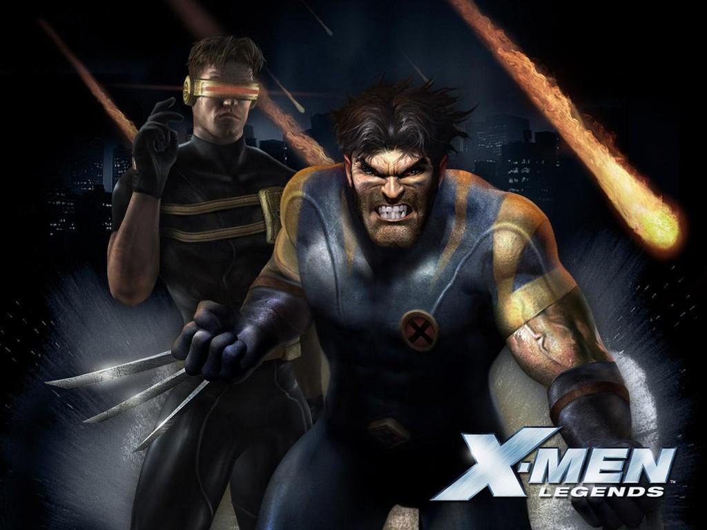 Games Wallpaper: X-Men Legends