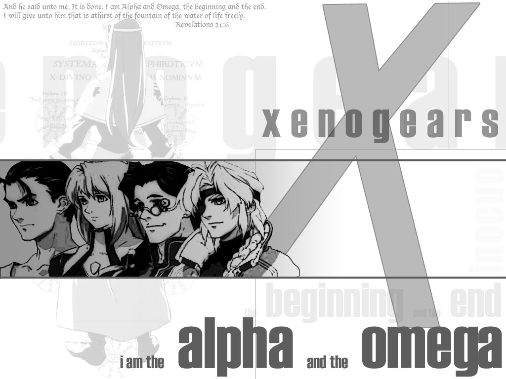 Games Wallpaper: Xenogears