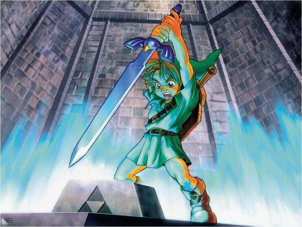 Games Wallpaper: Zelda - Link