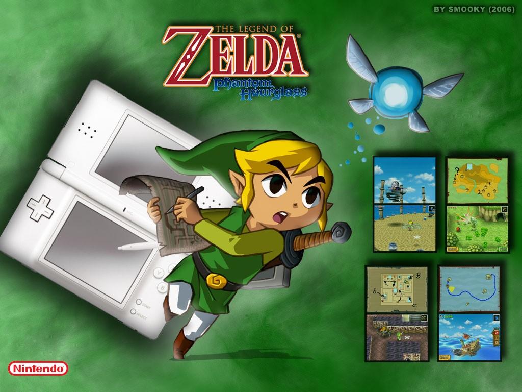 Games Wallpaper: Zelda - Phantom Hourglass