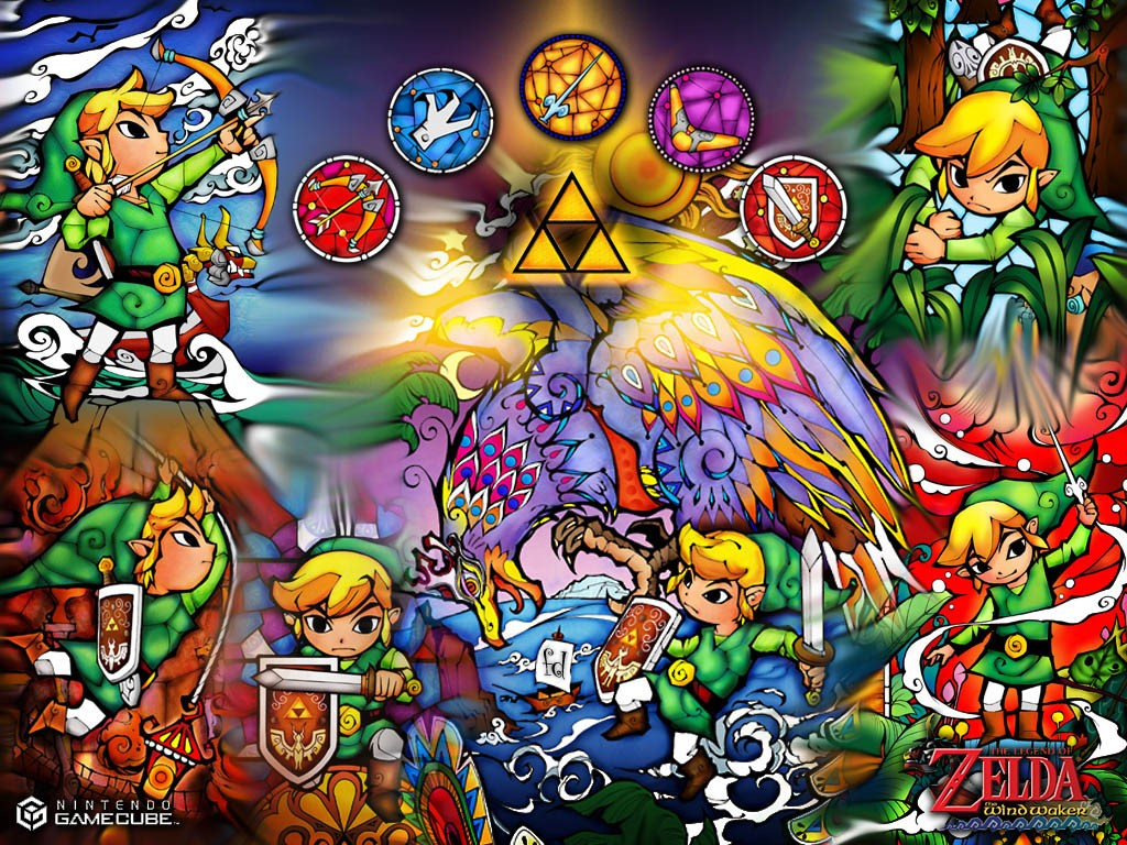 Games Wallpaper: Zelda - The Windwaker