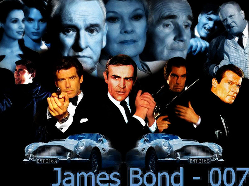 Movies Wallpaper: 007 - James Bond Legacy