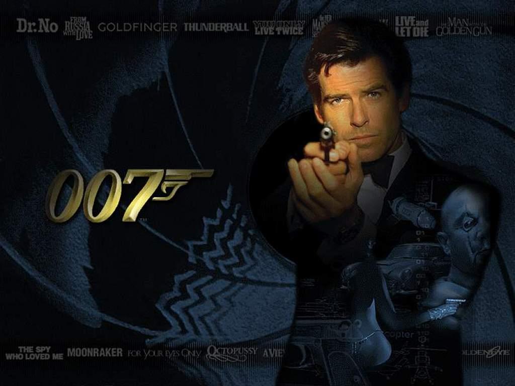 Movies Wallpaper: 007 - James Bond