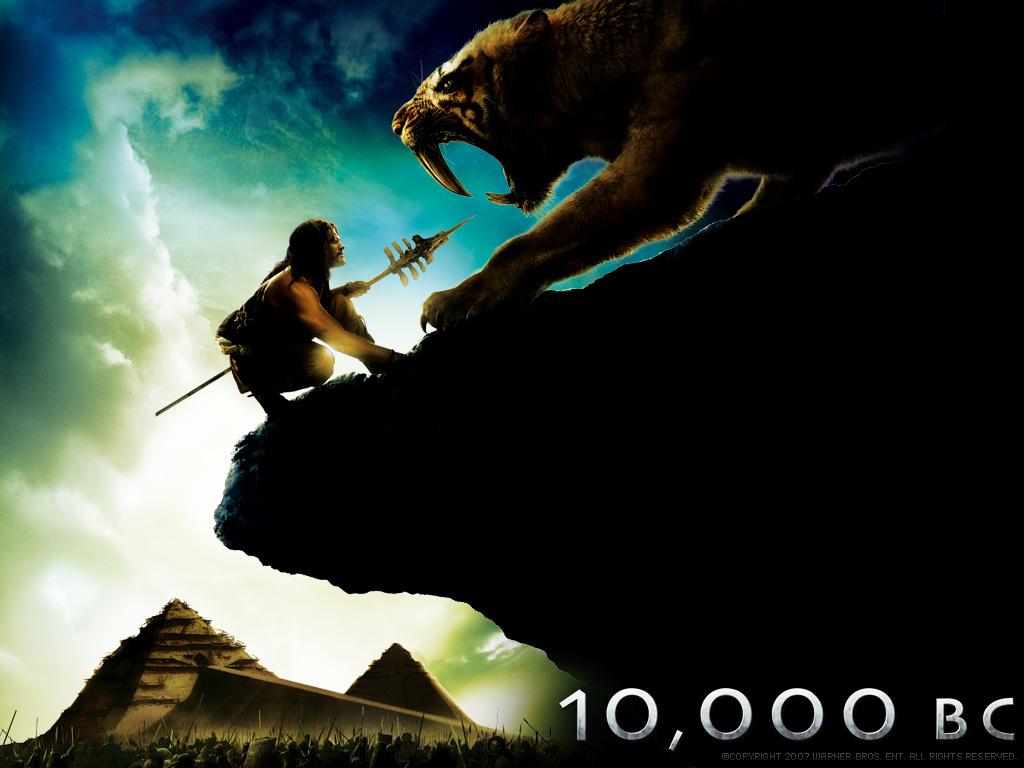 Movies Wallpaper: 10,000 B.C.