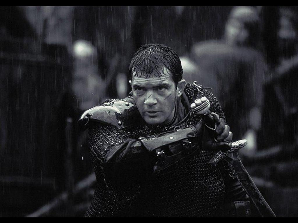 Movies Wallpaper: 13th Warrior - Antonio Banderas