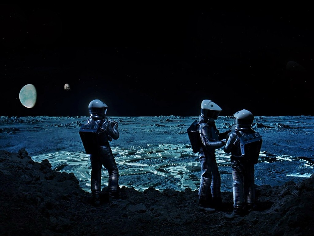 Movies Wallpaper: 2001 - A Space Odyssey