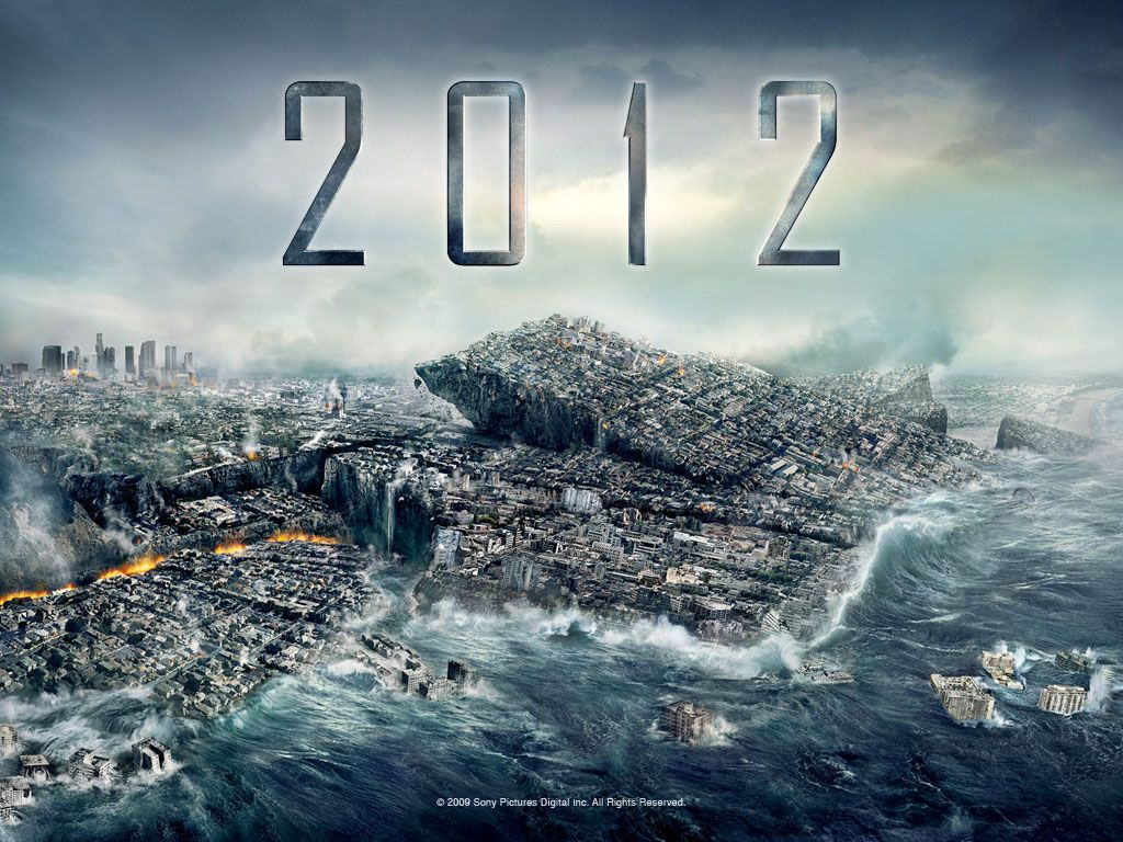 Movies Wallpaper: 2012