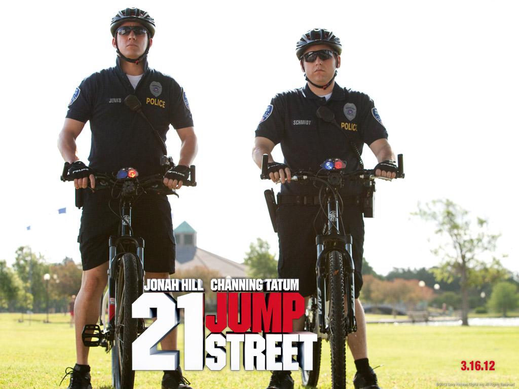 Movies Wallpaper: 21 Jump Street