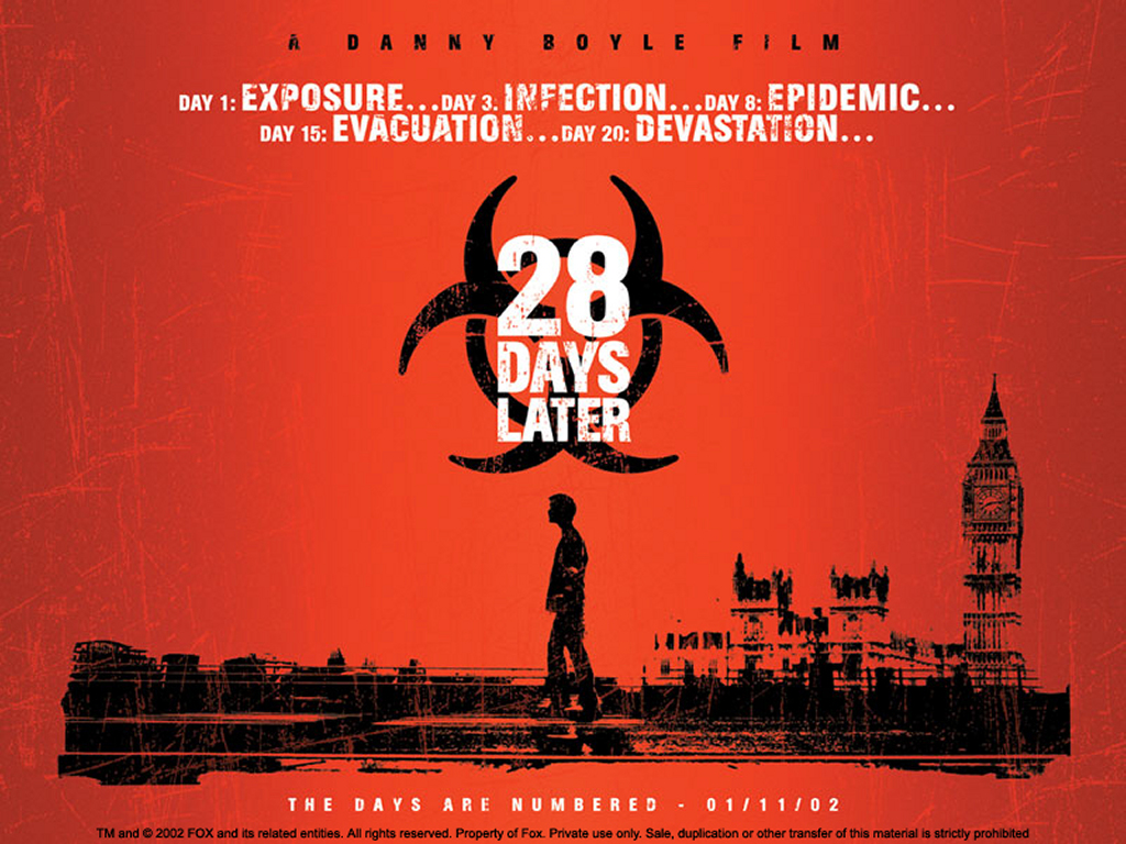Movies Wallpaper: 28 Days Later