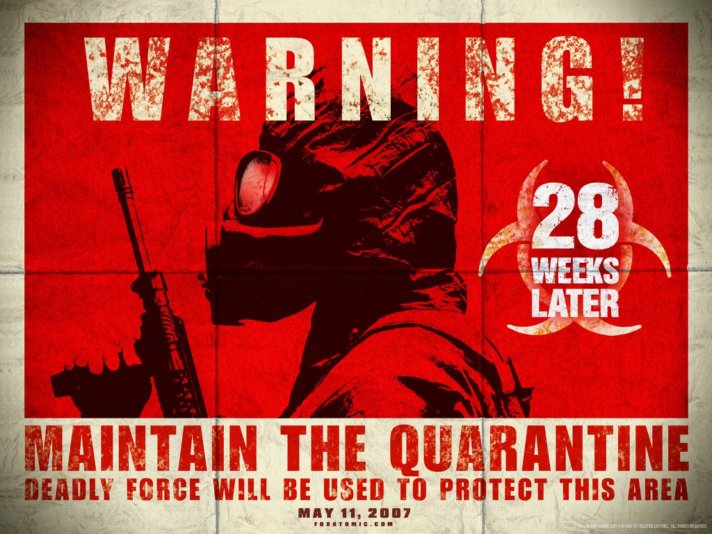 Movies Wallpaper: 28 Weeks Later
