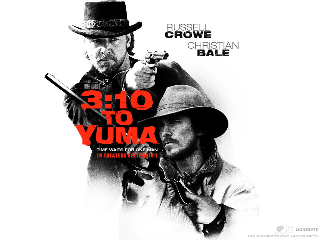 Movies Wallpaper: 3:10 to Yuma