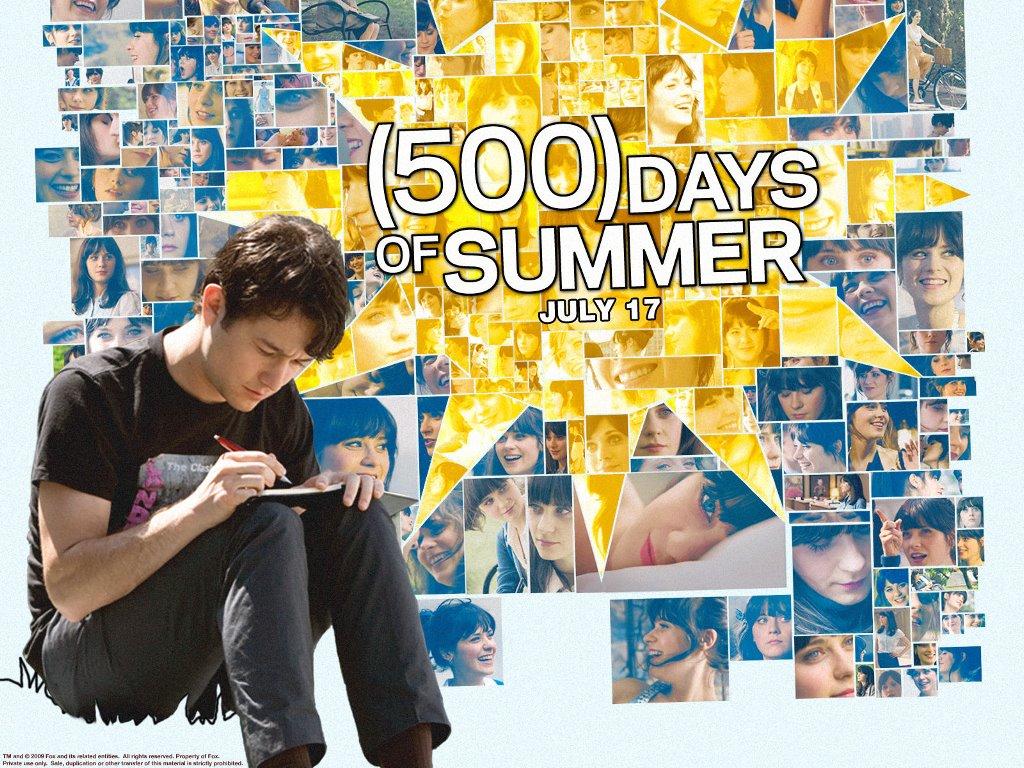 Movies Wallpaper: (500) Days of Summer